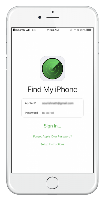 How To Track And Recover Lost Iphone