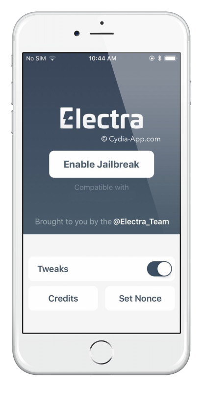 electra_jailbreak_screen