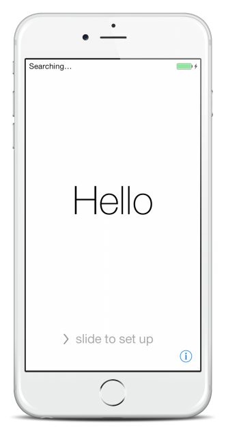 hello_screen_ iphone