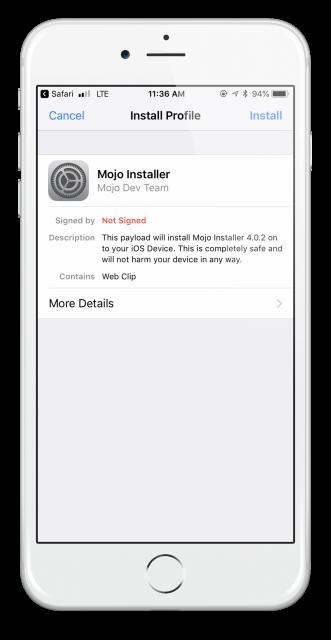 mojo_installer_profile