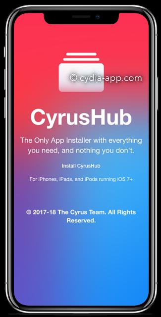 cyrus hub