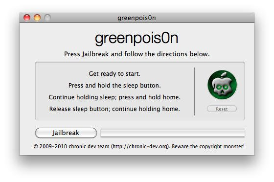 greenpois0n mac app