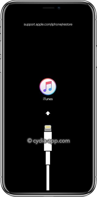 iphone x connect to itunes screen_app download