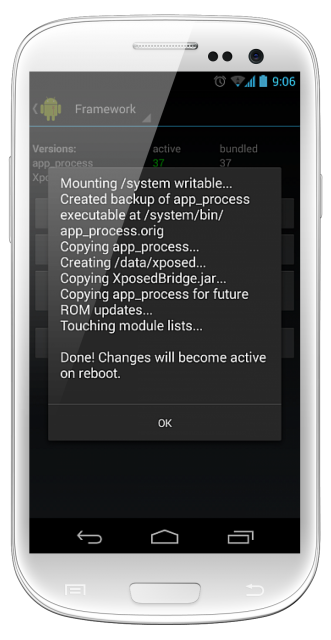 Xposed Installer Download - Install Framework and Modules ( Android )