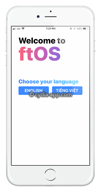 FtOS App ( FtiOS ) Download