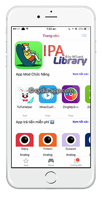 ipalibrary- app