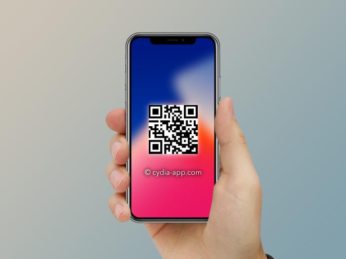 iphone x qr code generator