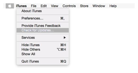itunes-update-mac