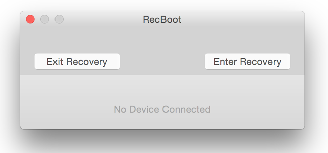 RecBoot-mac