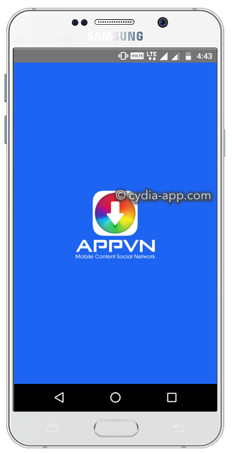 appvn home screen