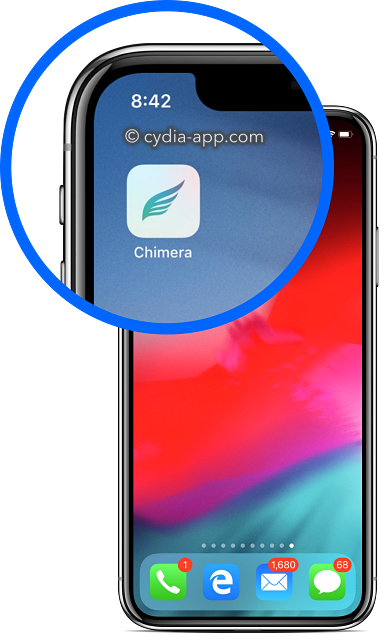 chimera iphone x