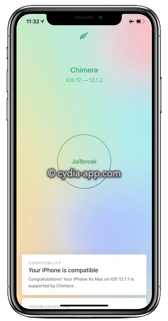 chimera jailbreak iphone