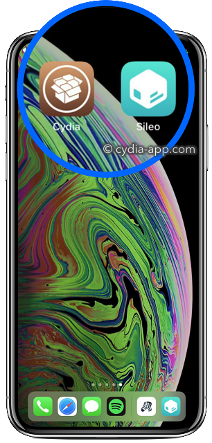 sileo cydia iphone xs
