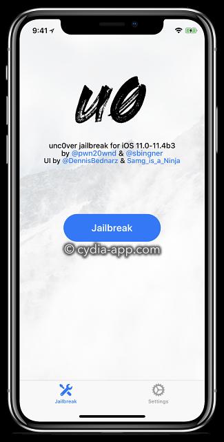 jailbreak unc0ver