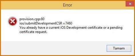 cydia impactor error 80