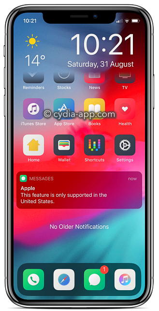 cydia tweak