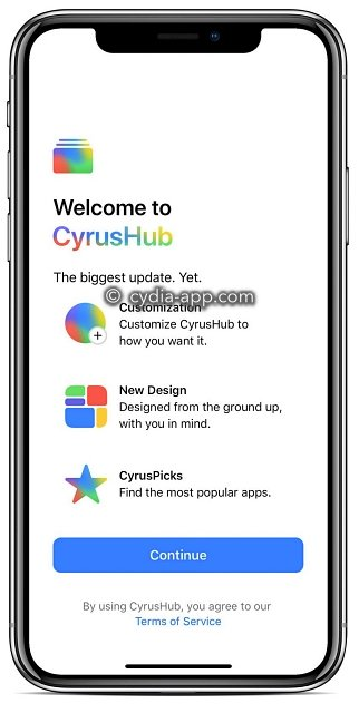 Cyrus Installer | Cyrus Hub ( Download )
