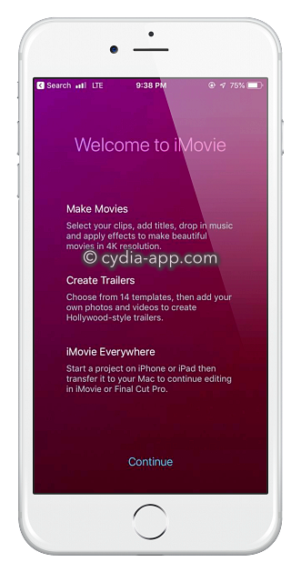 imovie_iphone app download