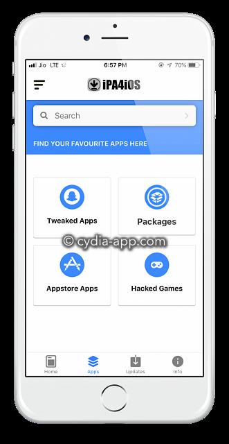 ipa4ios apps