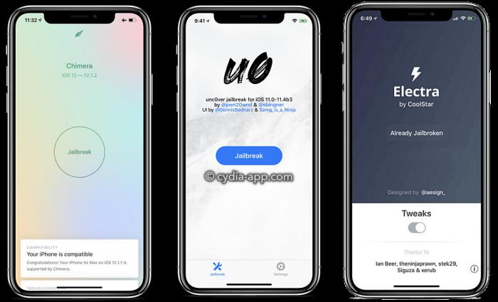 untethered jailbreak apps for iphone app download