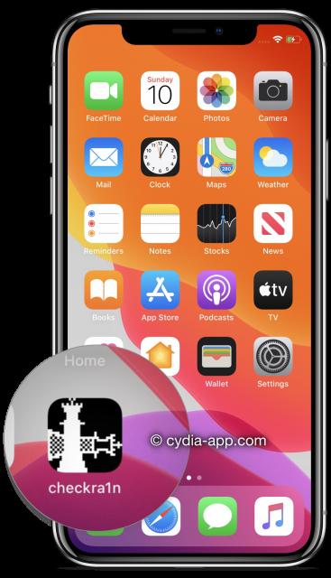 checkra1n ios 13 iphone