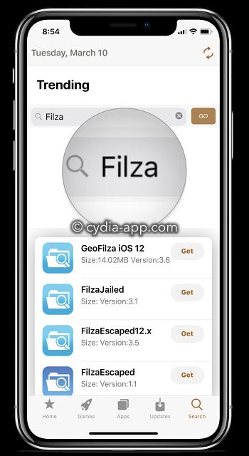 filza app