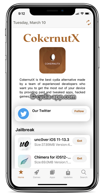 uncover jailbreak iphone