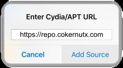 cokernutx repo cydia