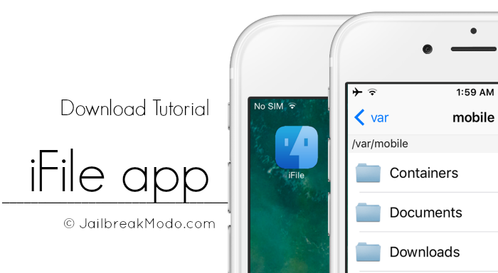 How to download ifile using cydia