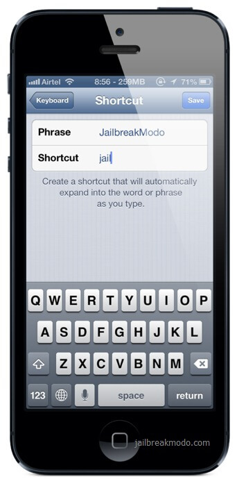 how to add words to iphone dictionary how to add words to the auto correct dictionary on iphone 7931