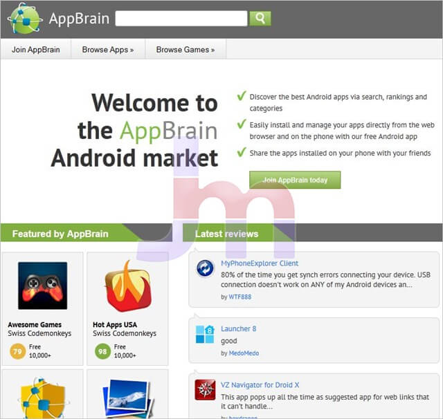 Google Appstore For Android Alternative