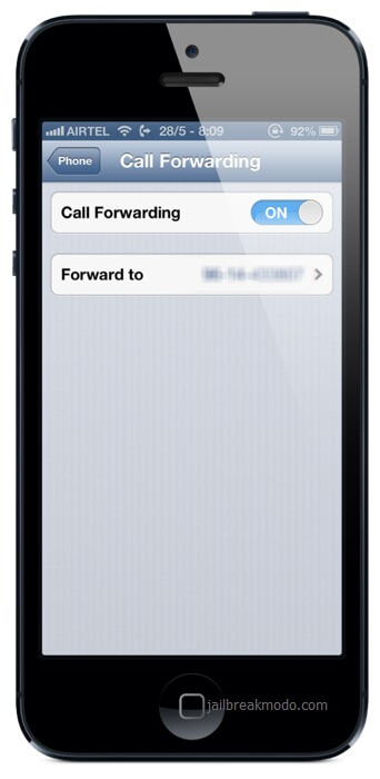 forward calls from iphone nextel call forwarding options on iphone 5 international 9350