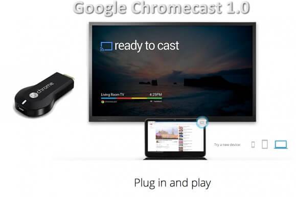 Google.com Chromecast Setup