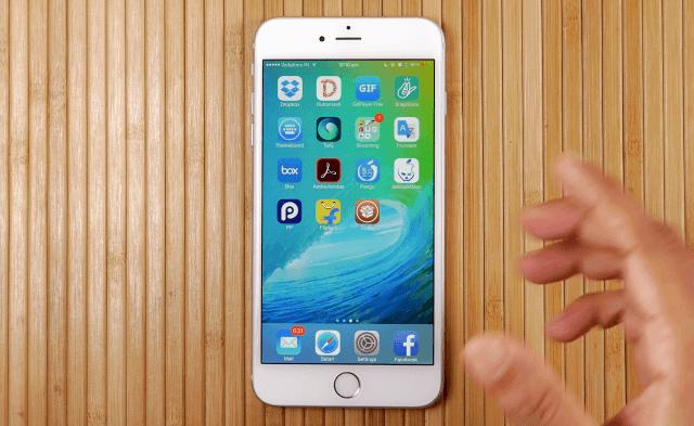 cydia ios 9 iphone 6 plus