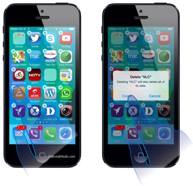 What apps come with iphone 5s buffered io vs direct io the complete setup guide for your new iphone 5s and iphone 5c ccuart Images