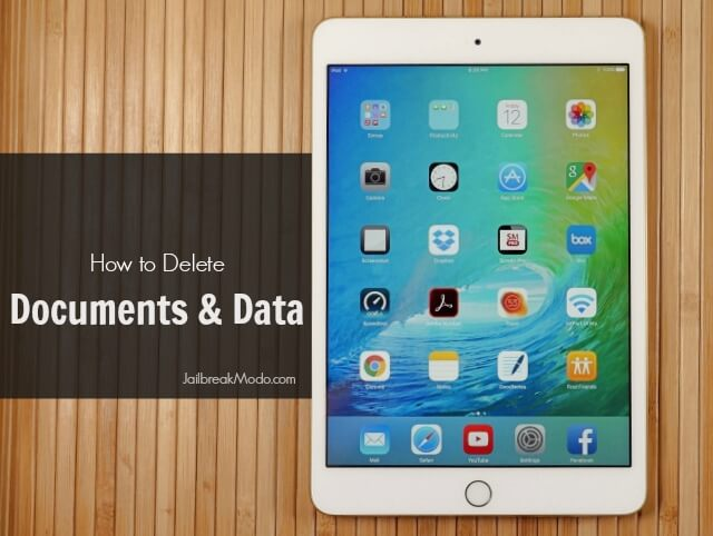 how to delete data on iphone how to delete documents data on iphone free up space 18715