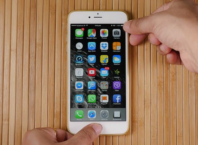 dfu iphone hard reboot