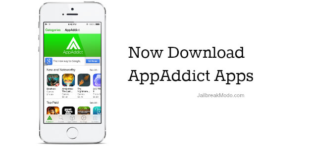 download app addict apps