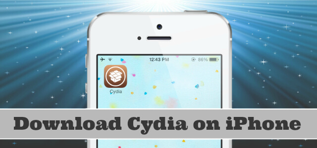 Cydia Disappear after Resetting iPhone 5s Fix