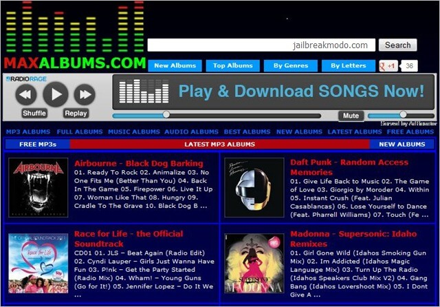 online music accessing free