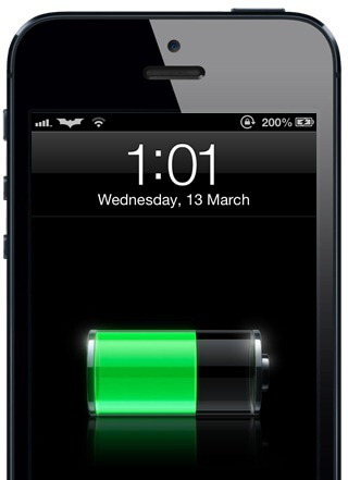 battery percentage iphone 5 battery percentage on your iphone 5 to 200 and more 13557