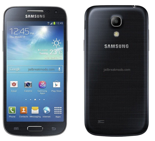 galaxy s4 mini black