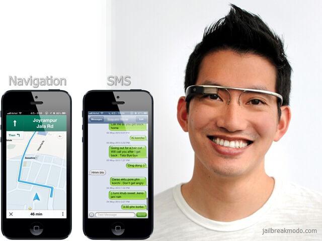 تعرف على  نظارة Google Glass الرهيبة