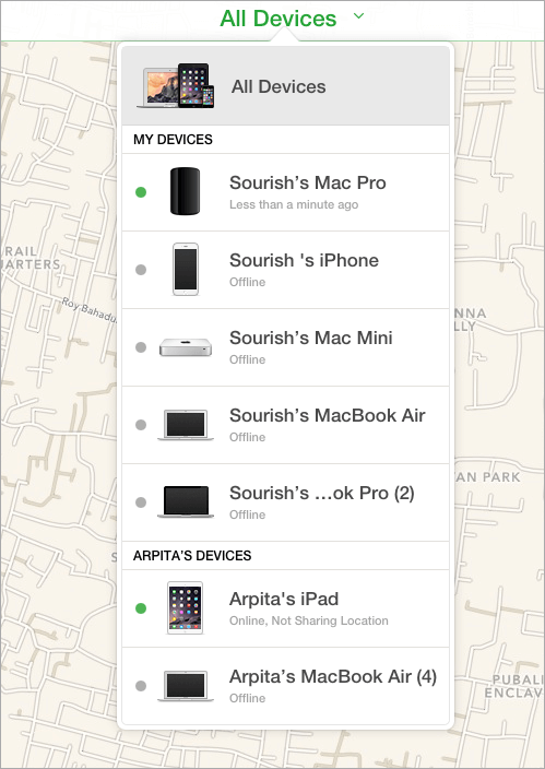 how to use find my iphone on pc