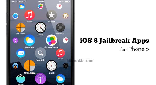 ios 8 jailbreak apps