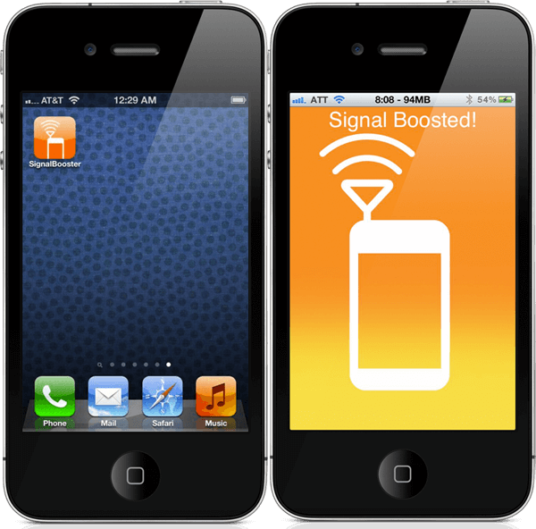 Apple Iphone  Signal Booster