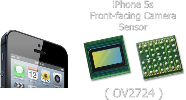 iPhone 5S can get a 1080p 60 FPS Front-Facing Camera