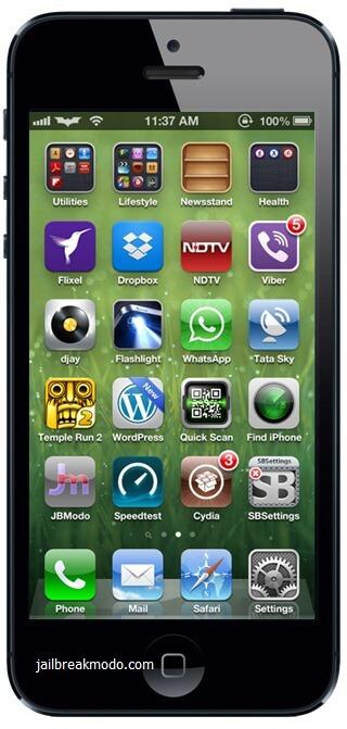iphone 5 jailbreak 6.1.3