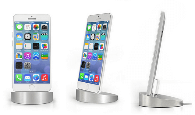 iphone 5 lightning dock
