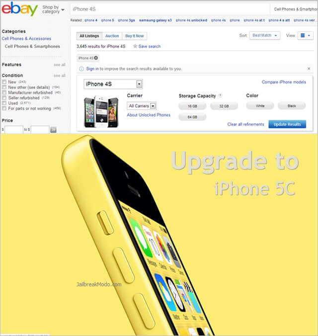 iphone 5c craigslist how to upgrade to iphone 5c by selling iphone 4s 11093